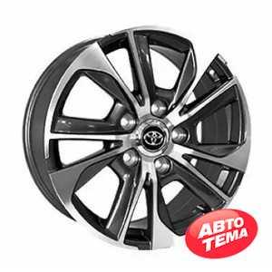 Купить Легковой диск REPLICA TY5002 GMF R20 W8.5 PCD5X150 ET58 DIA110.1