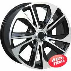 Купить Легковой диск Replica LegeArtis TY560 BKF R20 W8.5 PCD5x150 ET45 DIA110.1