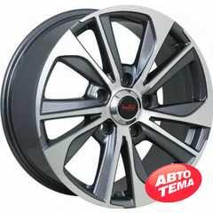 Купить Легковой диск Replica LegeArtis TY560 GMF R20 W8.5 PCD5x150 ET45 DIA110.1