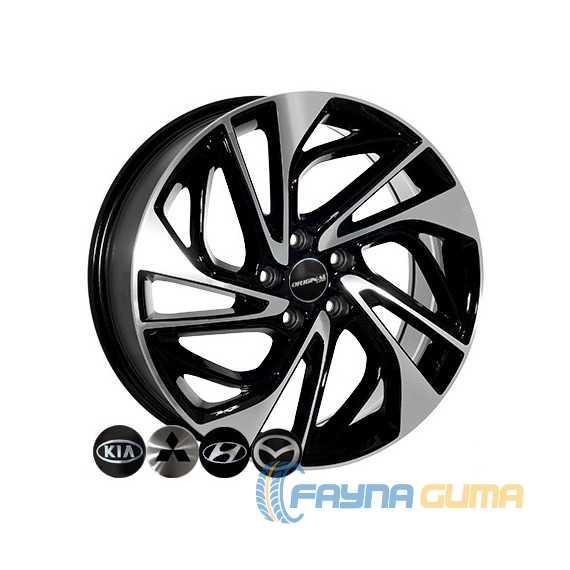 Купить ZF FE189 BMF R16 W6.5 PCD5x114.3 ET42.5 DIA67.1