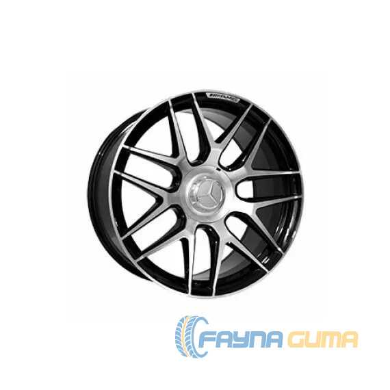 Купить Легковой диск Replica LegeArtis MR251 BKF R21 W10 PCD5X130 ET36 DIA84.1