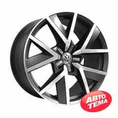 Купить Легковой диск REPLICA VV604 GMF R20 W9 PCD5X112 ET33 DIA66.6