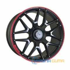 Купить Легковой диск Replica LegeArtis MR762 MBLR R22 W10 PCD5X130 ET36 DIA84.1
