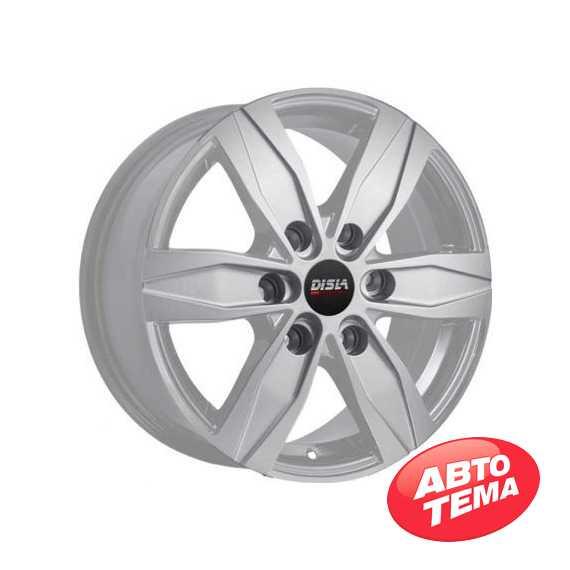 Купить DISLA Vanline 6 628 S R16 W7 PCD6x130 ET55 DIA84.1
