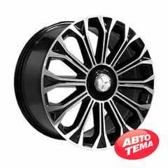 Купить Легковой диск REPLICA FORGED MR893 BKF R20 W8.5 PCD5X112 ET36 DIA66.6