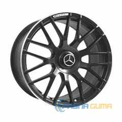 Купить Легковой диск REPLICA FORGED MR913 MBL R19 W9.5 PCD5X112 ET56 DIA66.6