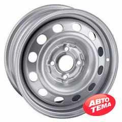 Купить Легковой диск STEEL SDT U2032 SILVER R16 W6 PCD4X100 ET36 DIA60.1