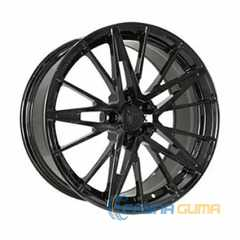 Купить Легковой диск VISSOL FORGED F-1036 GLOSS-BLACK R19 W8.5 PCD5X112 ET25 DIA66.6