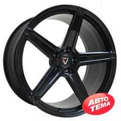 Купить Легковой диск VISSOL FORGED F-505 GLOSS-BLACK R19 W8.5 PCD5X112 ET38 DIA66.6