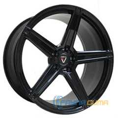 Купить Легковой диск VISSOL FORGED F-505 GLOSS-BLACK R19 W10 PCD5X112 ET38 DIA66.6