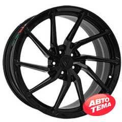 Купить Легковой диск VISSOL FORGED F-930 GLOSS-BLACK R20 W9 PCD5X108 ET38 DIA63.4