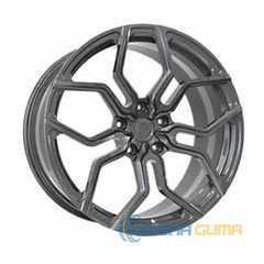 Купить Легковой диск VISSOL FORGED F-937 GLOSS-GRAPHITE R21 W9.5 PCD5X130 ET46 DIA71.6