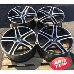 Купить Легковой диск ORIGINAL WHEELS&TIRES MR2A2924013000 BKF R22 W10 PCD5x112 ET56.5 DIA66.6
