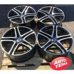 Купить Легковой диск ORIGINAL WHEELS&TIRES MR2A2926012100 BKF R22 W11 PCD5x112 ET40 DIA66.6