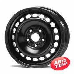 Купить Легковой диск STEEL TREBL X40928 BLACK R16 W6.5 PCD5x114.3 ET42.5 DIA67.1