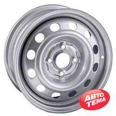 Купить STEEL Steger 6355ST Silver R14 W5.5 PCD4x108 ET37.5 DIA63.3