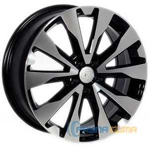 Купить Легковой диск ZW 7727 BP R18 W7 PCD5x100 ET48 DIA56.1