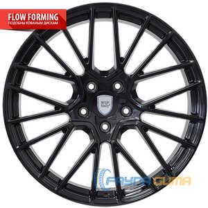 Купить WSP ITALY OKINAWA W1058 GLOSSY BLACK R21 W9.5 PCD5x130 ET46 DIA71.6