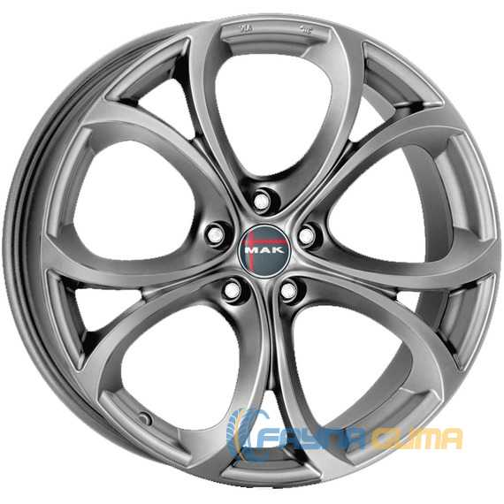 Купить Легковой диск MAK Laroi Matt Titan R19 W8.5 PCD5x110 ET30 DIA65.1