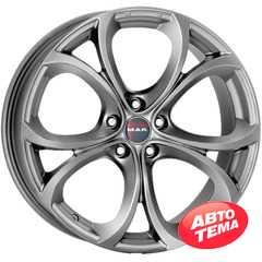 Купить Легковой диск MAK Laroi Matt Titan R20 W9 PCD5x110 ET44.5 DIA65.1