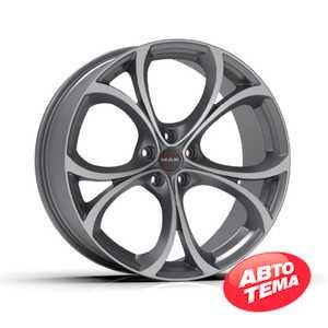 Купить Легковой диск MAK Lario Gun Mett Mirror Face R19 W9.5 PCD5x110 ET42 DIA65.1