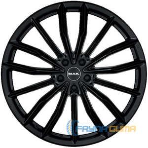 Купить Легковой диск MAK Rapp Gloss Black R19 W9 PCD5x112 ET38 DIA66.6