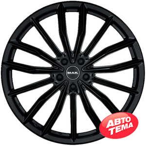 Купить Легковой диск MAK Rapp Gloss Black R19 W9 PCD5x120 ET18 DIA74.1