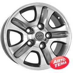 Купить REPLICA LX5052 GMF R17 W8 PCD5x150 ET60 DIA110.2