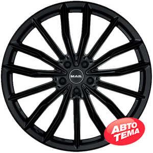 Купить Легковой диск MAK Rapp-D Gloss Black R21 W10.5 PCD5x112 ET43 DIA66.6