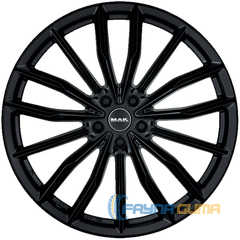 Легковой диск MAK Rapp-D Gloss Black -