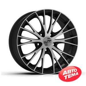 Купить MAK RENNEN Ice Black R19 W8.5 PCD5x130 ET52 DIA71.6