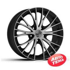 Купить MAK RENNEN Ice Black R19 W9 PCD5x110 ET44.5 DIA65.1