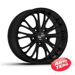 Купить MAK RENNEN Matt Black R19 W11 PCD5x130 ET65 DIA71.6