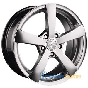 Купить RW (RACING WHEELS) H-337 HS R17 W7 PCD5x112 ET40 DIA73.1