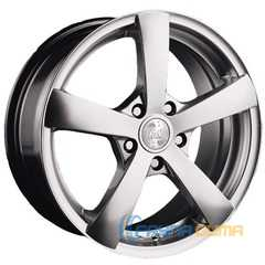 Купить RW (RACING WHEELS) H-337 HS R17 W7 PCD5x114.3 ET40 DIA73.1