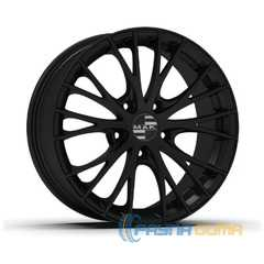 Купить MAK RENNEN Matt Black R21 W9.5 PCD5x112 ET27 DIA66.45