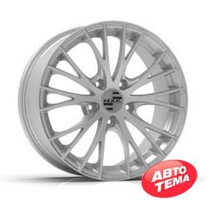 Купить MAK RENNEN Silver R19 W8 PCD5x112 ET50 DIA57.1