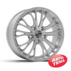 Купить MAK RENNEN Silver R20 W8.5 PCD5x114.3 ET40 DIA76