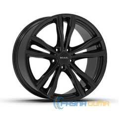 Купить Легковой диск MAK X-Mode Gloss Black R20 W11 PCD5x120 ET37 DIA74.1