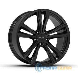 Купить Легковой диск MAK X-Mode Gloss Black R20 W11 PCD5x120 ET37 DIA74.1