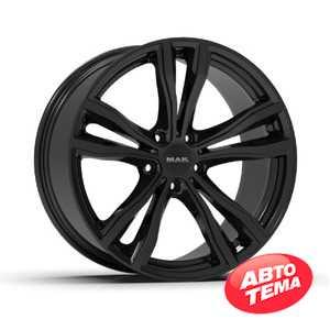 Купить Легковой диск MAK X-Mode Gloss Black R19 W9 PCD5x120 ET18 DIA74.1