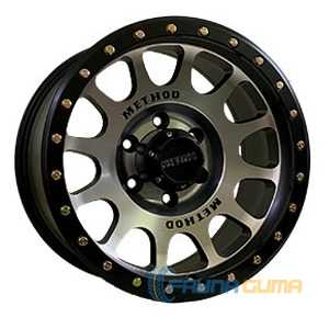 Купить Off Road Wheels OW9095 MATT BLACK MACHINED FACE LI​P MUTT BLACK R17 W8.5 PCD6x139.7 ET00 DIA110