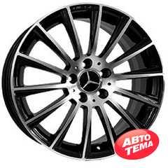 Купить REPLICA MR866 BKF R18 W8 PCD5x112 ET43 DIA66.6