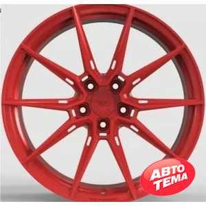 Купить Легковой диск WS FORGED WS2105 MATTE_RED_FORGED R19 W9.5 PCD5X114.3 ET35 DIA70.5