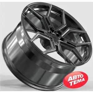 Купить Легковой диск WS FORGED WS2114 FULL_BRUSH_BLACK_FORGED R21 W11.5 PCD5X120 ET26 DIA74.1