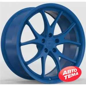 Купить Легковой диск WS FORGED WS2120 MATTE_BLUE_FORGED R20 W9.5 PCD5X115 ET20 DIA71.6