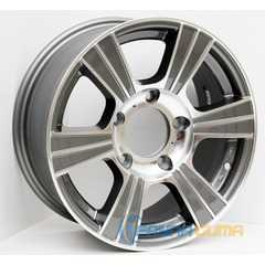 Купить Легковой диск SPORTMAX RACING SR-522 LGMP R16 W7 PCD5x139.7 ET35 DIA98.5
