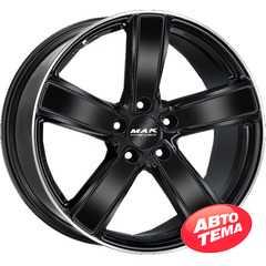Купить Легковой диск MAK Tursimo-D-FF Gloss Black Mirror Ring R21 W10 PCD5x130 ET50 DIA71.6