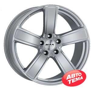 Купить Легковой диск MAK Tursimo-D-FF Silver R20 W10.5 PCD5x112 ET19 DIA66.45