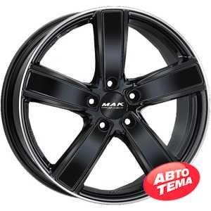 Купить Легковой диск MAK Turismo-FF Gloss Black Mirror Ring R21 W9 PCD5x130 ET60 DIA71.6